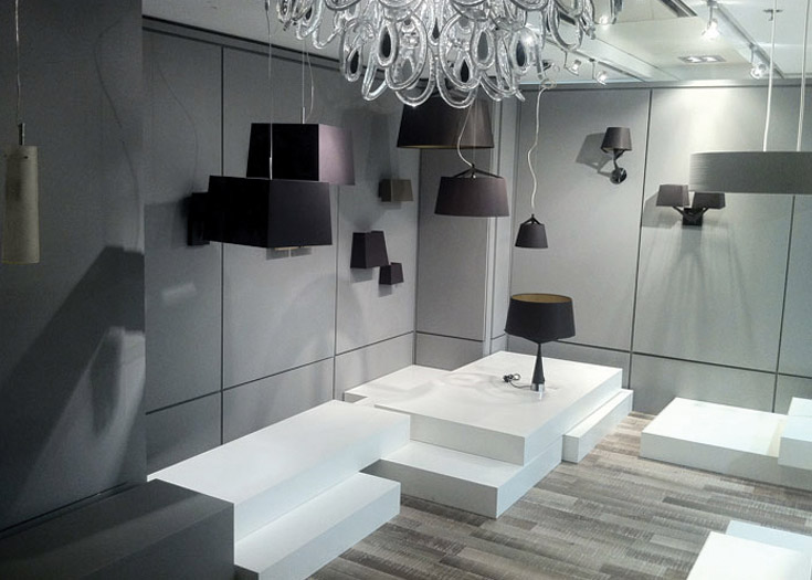 department RICHE 2 - notosgalleries - collaboration with interior designer Markos Vouzounerakis
