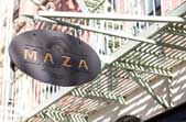 Maza New York - cafe-deli, West Village / photo credits: Fran Parente